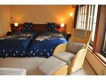 【先着限定2室】6畳+ベッドルームの和洋室◆温泉宿プラン