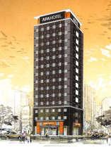 ホテル外観(イメージパース)