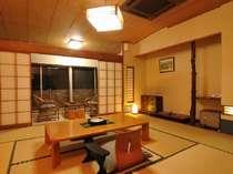 夜の客室イメージ