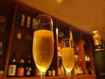 カップルプラン☆二人の旅行を満喫!ゆっくりお部屋食&スパークリングワイン付