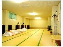 和室33畳 温水洗浄機トイレ付・洗面付・コインランドリー完備
