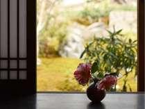 <日新> 日本庭園が眺める部屋 ~食事なしプラン~