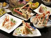 【♪高足ガニ祭り♪】戸田でもささやだけ!焼き・蒸し・刺身・天婦羅4種味比べ ≪貸切風呂無料≫
