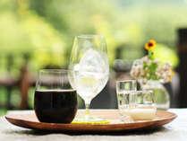 【フリードリンク】夏期限定!3時間かけて抽出した絶品「水出しコーヒー」が無料で飲めちゃいます♪