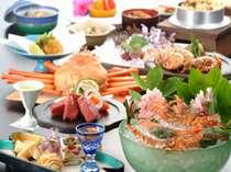 人気食材いっぱい!春の欲ばりプラン 【女性にも嬉しい♪ 3大無料特典付き】