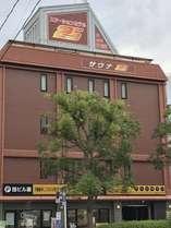 サウナ25 ホテルフロア