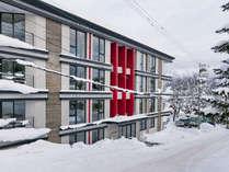 *【外観】2013年1月OPENのオシャレな新築別荘!