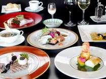 【年末年始ご夕食18:00限定】平成最後の年越しは豪華イタリアンディナーで幸せのホテルステイを!
