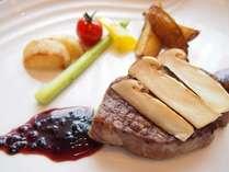 【お肉料理】鳥取県産和牛ロースのグリル