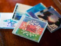 本・CDを楽しむ お部屋でお好きな音楽をお楽しみください。結構種類あります。