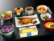 ☆Club CoCo特典☆ グループホテルで朝食 『和定食』彩