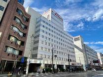 長崎バスターミナルホテル外観