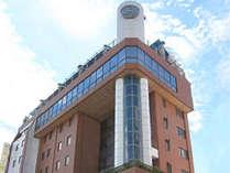 鹿屋市の中心に佇むビジネスホテル★出張・観光の拠点に最適です♪