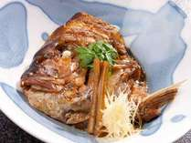 鯛の荒炊き♪和食の王道!です。新桂会席に付く一品