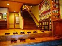 大人8名以上で貸切可能◎別館玄武荘の玄関