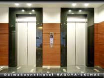 2F(客室階専用)エレベーター