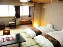 客室リニューアル!和室は落ち着いた雰囲気の広々12.5畳