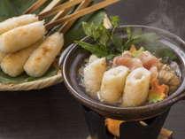 【きりたんぽ鍋一人盛】秋田の郷土食をお鍋でお召し上がりください。