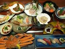 夕食の一例の画像