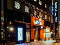 アパホテル〈三田駅前〉エントランス