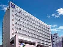 ■ホテル外観画像 大阪ミナミのど真ん中!便利な立地です♪