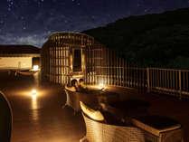 117:【夜の森で満天の星空を】流星ラウンジへご招待~ほうき星を探して~