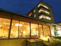 【外観:本館玄関】創業明治三年、伝統の純和風旅館