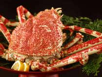 【夕食】【2月限定クーポン発行中】世界最大の蟹「高足蟹」≪別注可≫