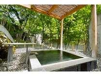 大浴場静山の湯露天風呂