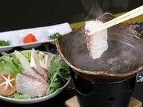 新潟県内のお客様必見♪この冬だけ!!人気の鯛しゃぶしゃぶを最大15000円引き♪