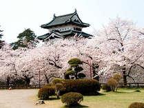 ◆弘前公園さくらまつり(4月)