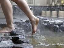 三重城温泉 島人の湯 露天風呂 約800万年前の化石海水を源泉にもつ食塩泉