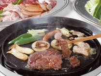 肉汁たっぷり。ジューシーなお肉のうまみをご堪能ください。
