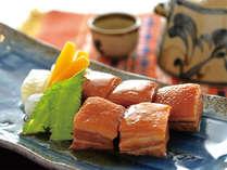 沖縄料理といえばラフテー