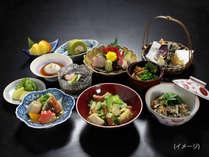 和食御膳選べるディナー琉球ダイニング「花風」