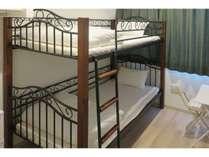 二段ベッドのお部屋です。