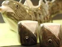 。☆数量限定☆。自然の恵み!新鮮・安全な岩魚をお刺身で♪イワナ刺し特典付きプラン【1泊2食付】