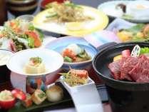 旬を彩る会席料理(季節毎変更あり)
