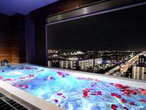 【The Pool Bath】フラワーバスイメージ(一部客室対象外)
