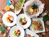アロハ♪ハワイアンディナーを楽しむ夏の思い出づくりステイ☆1泊夕朝食付き