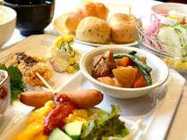 『朝はしっかり』朝食付きプラン ◆大浴場完備◆