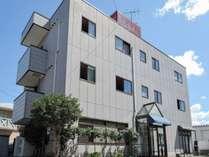 *【外観(別館)】小浜市の中央にある便利な立地です