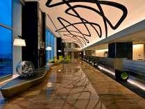 ホテルロビー(4階) ※ターミナル3階と繋がっています