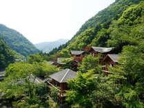 山の澄んだ空気をいっぱいに吸い込み、開放的なテラスで寛いで、身も心もリフレッシュしてください。