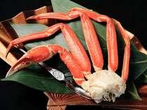 中身ぎっしりずわい蟹半身