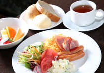 *朝食バイキング*洋食盛り付け例