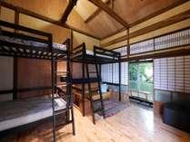 ベッドルーム(ダブルベッドサイズ)