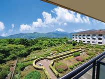 富士山や庭園など、ここでしか味わえない箱根の大自然をご堪能ください
