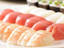 お寿司や天ぷらなど和食も食べ放題のプレミアムビュッフェ
