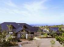ココヴィラージュ高原リゾートに佇む本格フレンチの宿